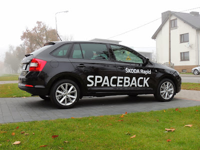 Skoda Rapid Spaceback
