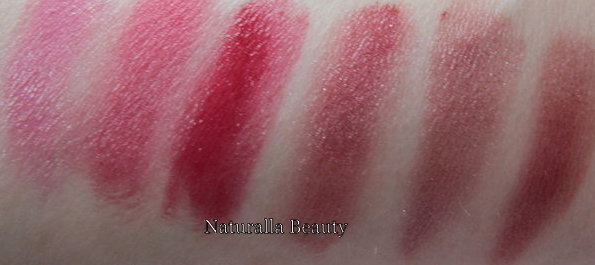 Honeybee Gardens Truly Natural Lipstick More Colours