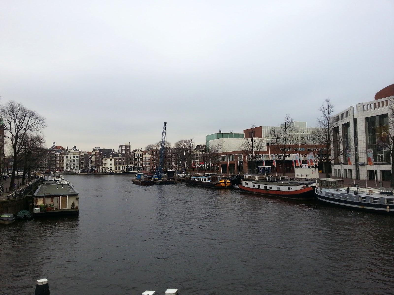 Амстердам+путешествие+каналы
