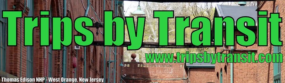 Trips by Transit