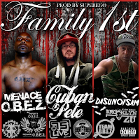 NEW SINGLE 'FAMILY 1ST'