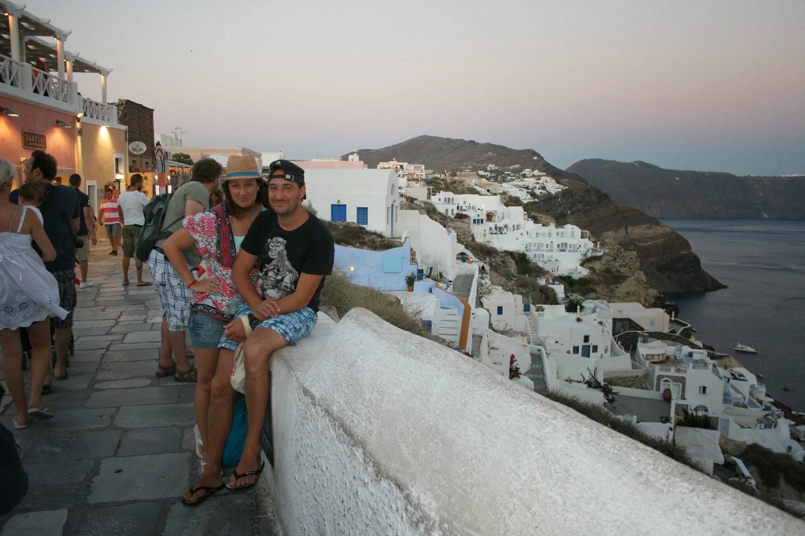 oia santorini grecia greece