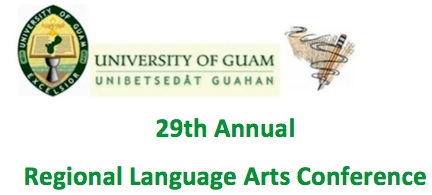 29th Annual UOG Language Arts Conference