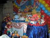"* Cleoart""festas(organizador de festas)"