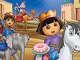 Dora e os 3 Reis Magos
