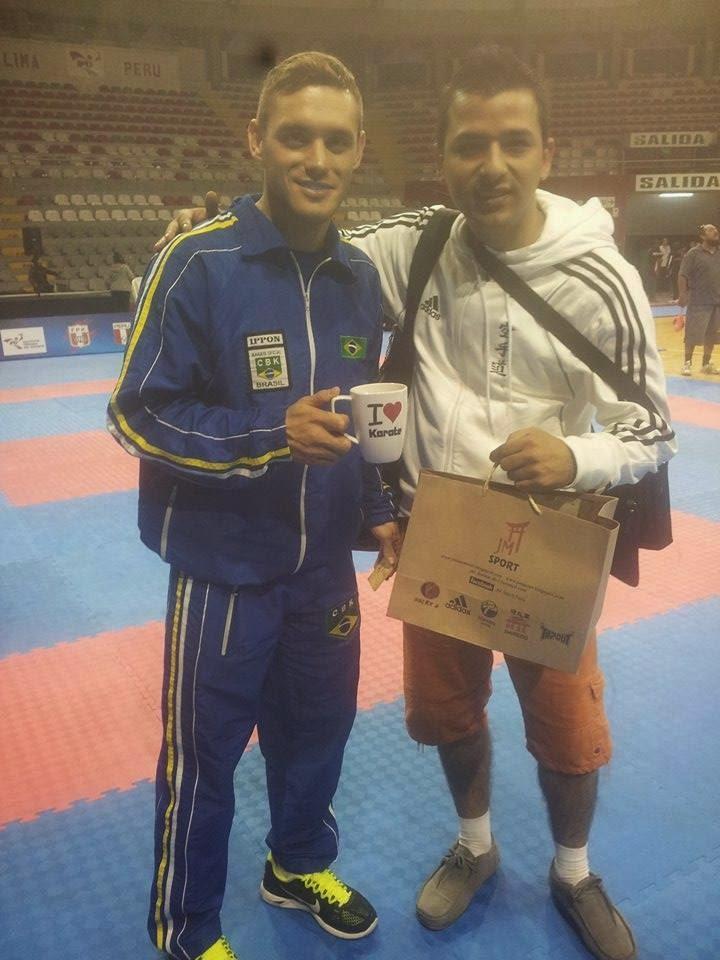 XXVIII Campeonato Panamericano de Karate - Lima 2014