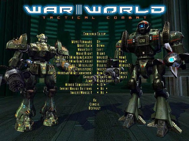 War World Tactical Combat Game Download