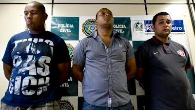 Estupradores de jovem americana em Copacabana no rio foram condenados. As sentenças somadas, passaram de 120 anos de prisão.