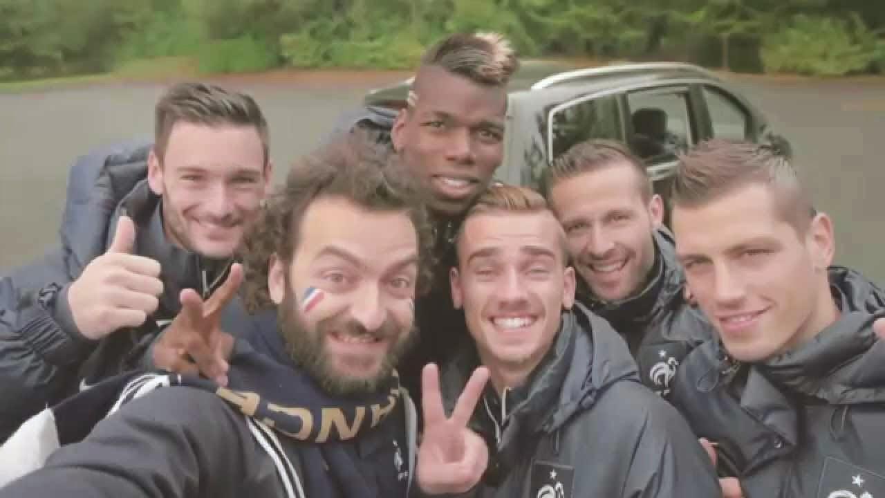 Volkswagen activa su relación con la Federación Francesa de Fútbol