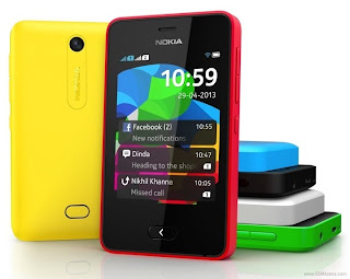 Nokia Asha 501 Ponsel Dengan Sistem Operasi Cucunya Meego