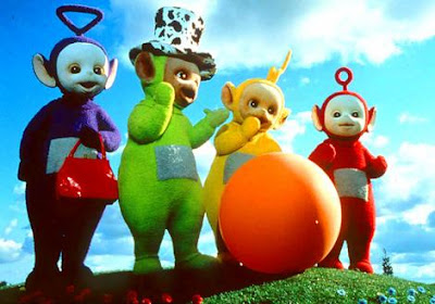 New Teletubbies & In the Night Garden apps