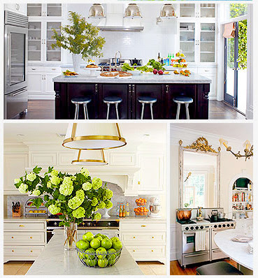 Enter to kin $250,000 kitchen makeover from House Beautifu magazine