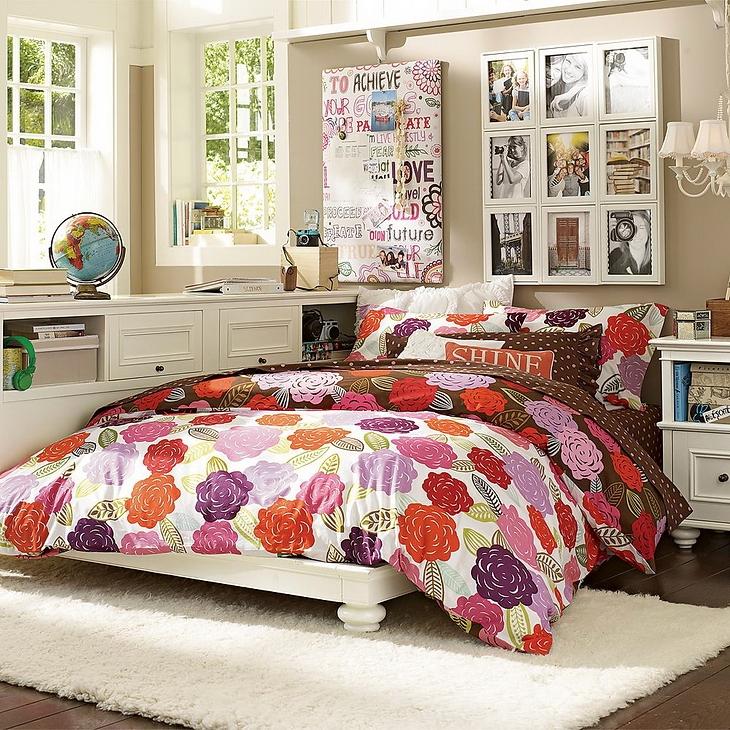 modelos de dormitorios para chicas adolescentes