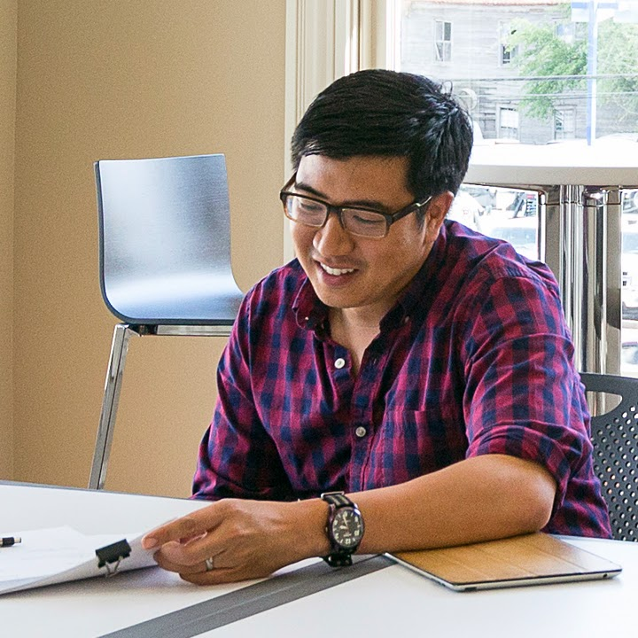 Axiom Creative Energy: Art Director John Luu Elected to AIGA National Board