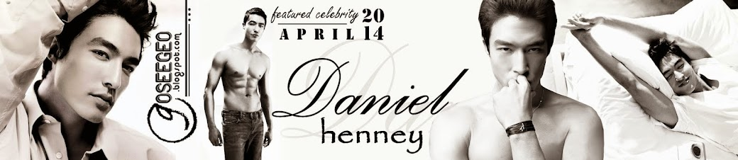 Featured Celebrity: DANIEL HENNEY