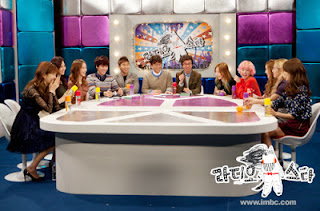 snsd+radio+star Girls Generation MBCs Radio Star Episode 312 English Sub
