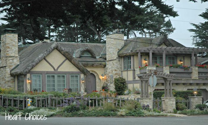 Heart Choices The Cottages of Carmel