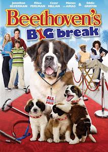 Beethoven's Big Break Poster