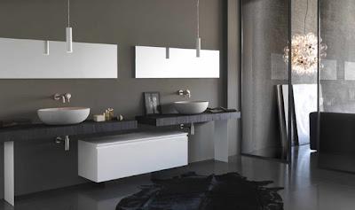 A design for life the bathroom the ultimate haven - Modulnova bagni outlet ...
