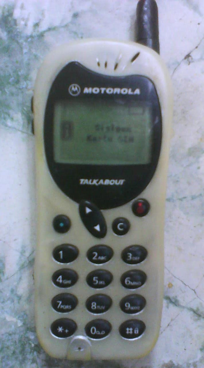 MOTOROLA T 2688