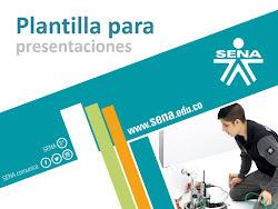 Plantilla Power Point SENA 2015