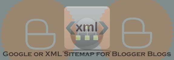 xml-google-sitemap-blogger