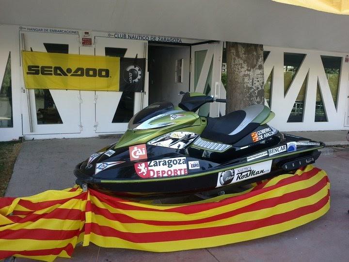 Club n utico zaragoza tentativa de record mundial en el ebro - Club nautico zaragoza ...
