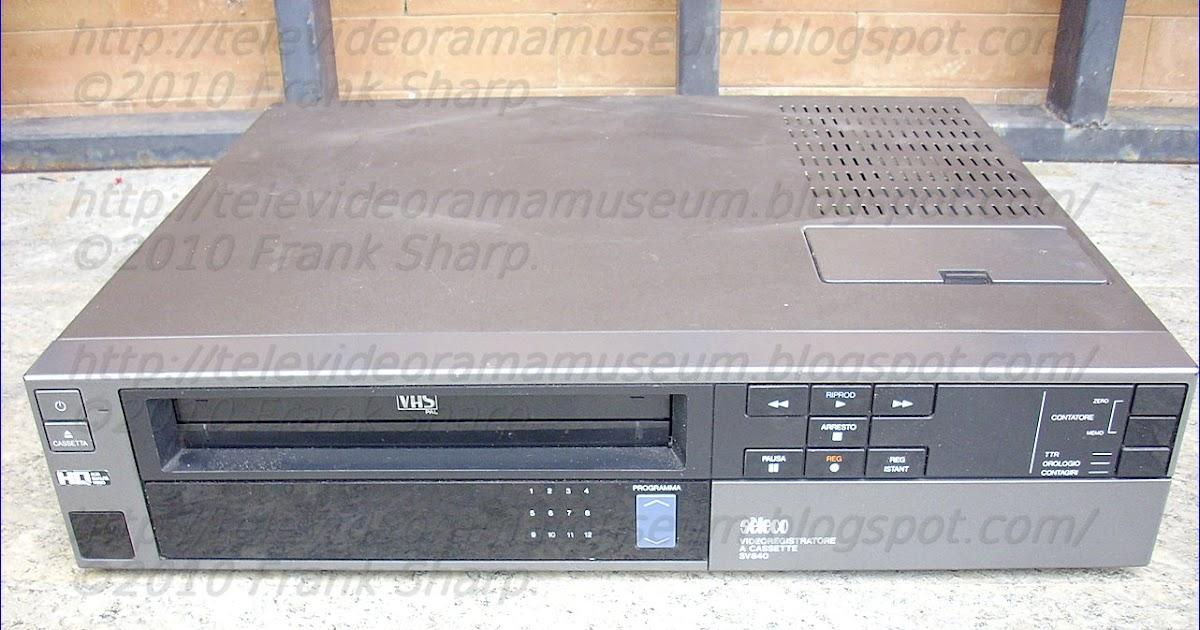 Tele Video Rama Museum !: SELECO SV840T YEAR 1986.