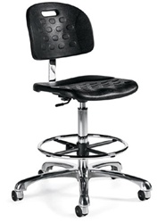 Global Total Office Minotaur Stool