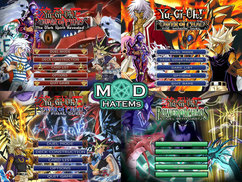 Yu gi oh power of chaos pc games free download