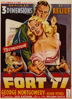O FORTE DA CORAGEM - 1953