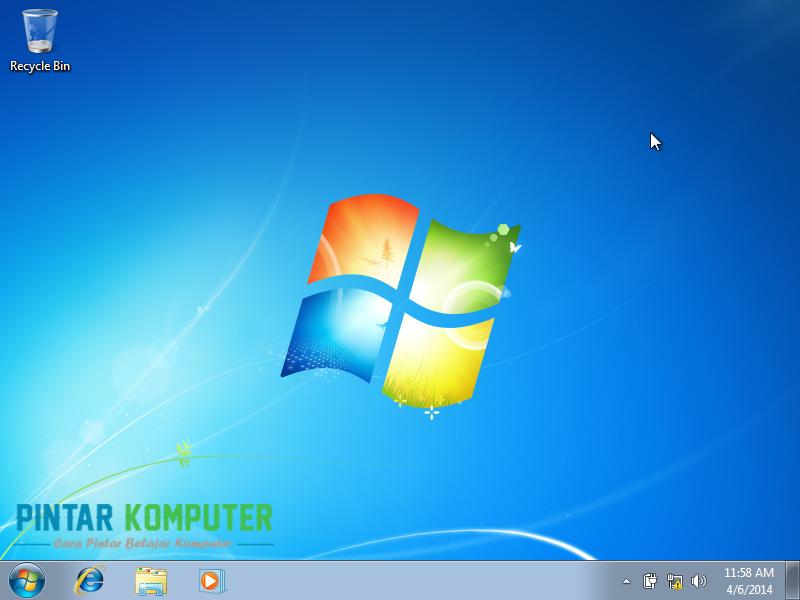 Cara Instal Ulang Windows 7 dengan Flashdisk Lengkap - BUATify 2015