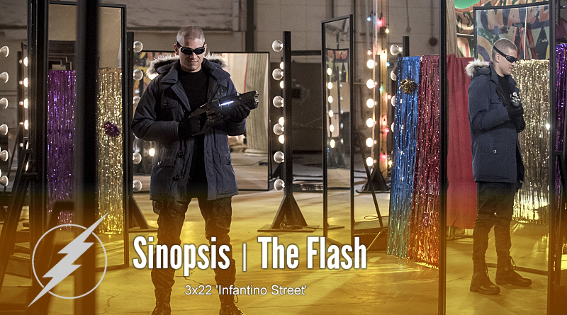 The Flash 3×22 Temporada 3 Capitulo 22 Online