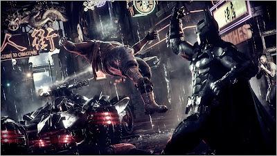 Batman : Arkham Knight SS 2