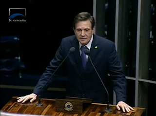 Ministro da Pesca e Aquicultura Marcelo Crivella PRB-RJ