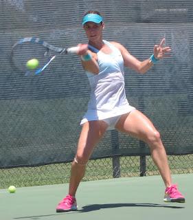 Sanchez repeats in Vancouver doubles