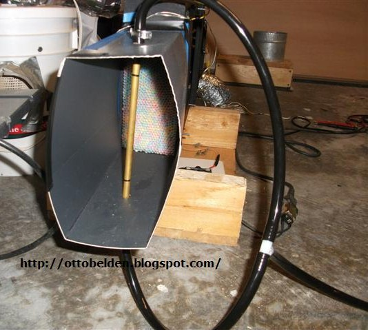 wind tunnel smoke machine