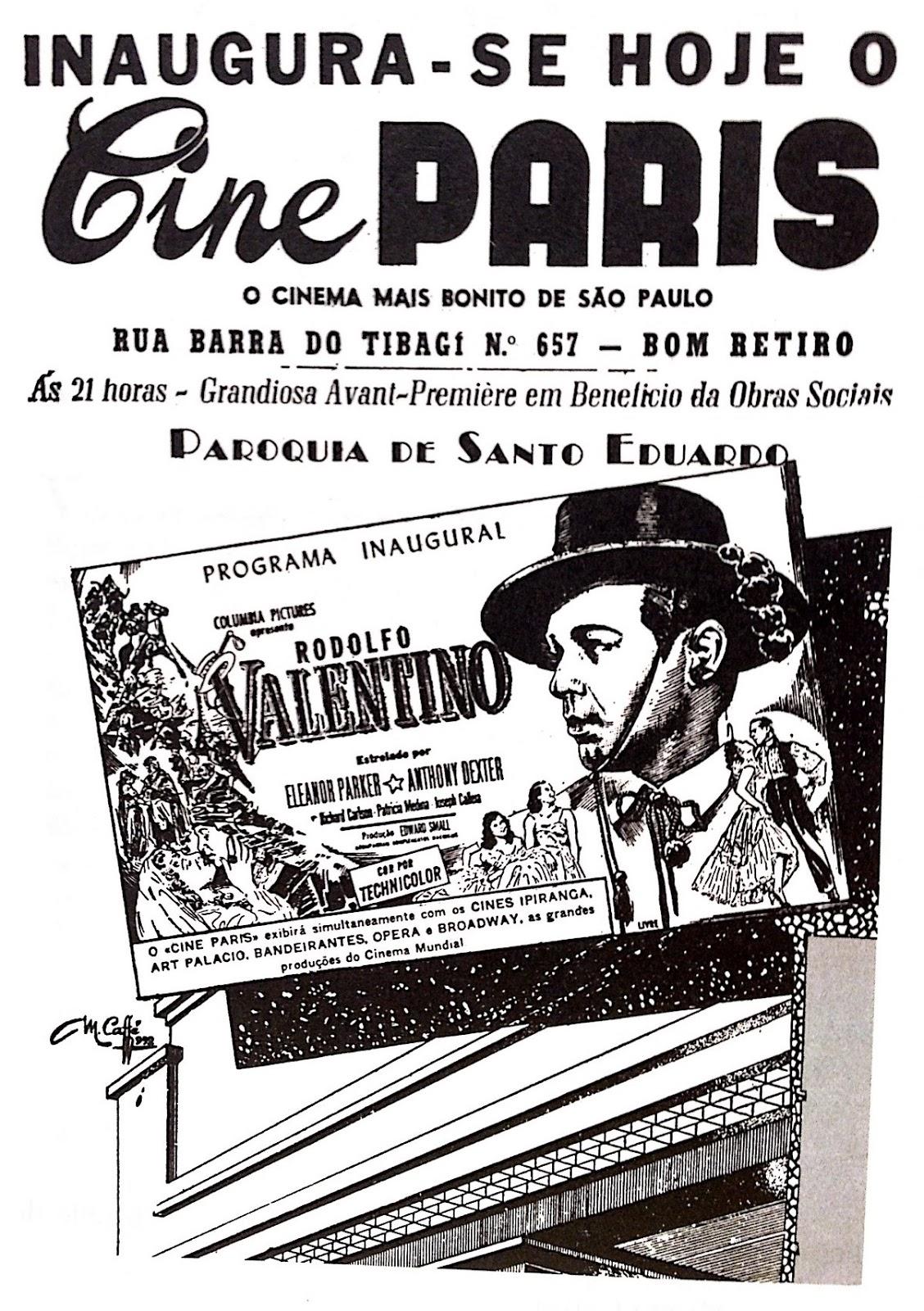 Circuito Cinema Sp : Salas de cinema de sÃo paulo paris bom retiro são paulo sp