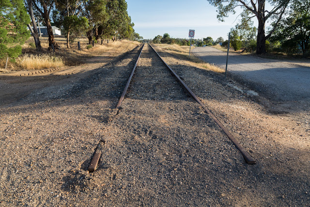 disused train line castlemaine