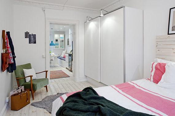 Truques pro apartamento parecer maior ii for Apartment design 70m2