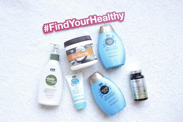 #FindYourHealthy, Dry skin care, CVS