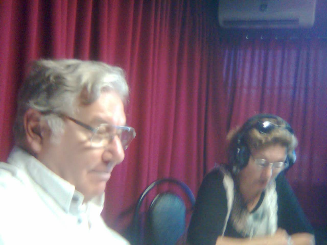 Aqui con Zulema Salguero por Programas radiales en Misiones