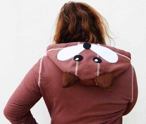 DIY : Le sweat renard