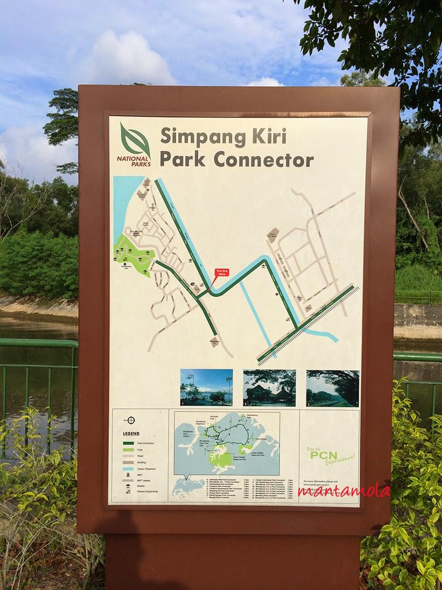 Simpang Kiri Park Connector