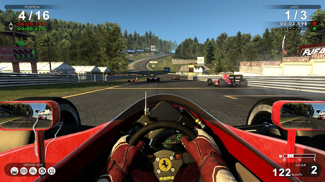 Test Drive Ferrari Racing Legends PC Download Photo