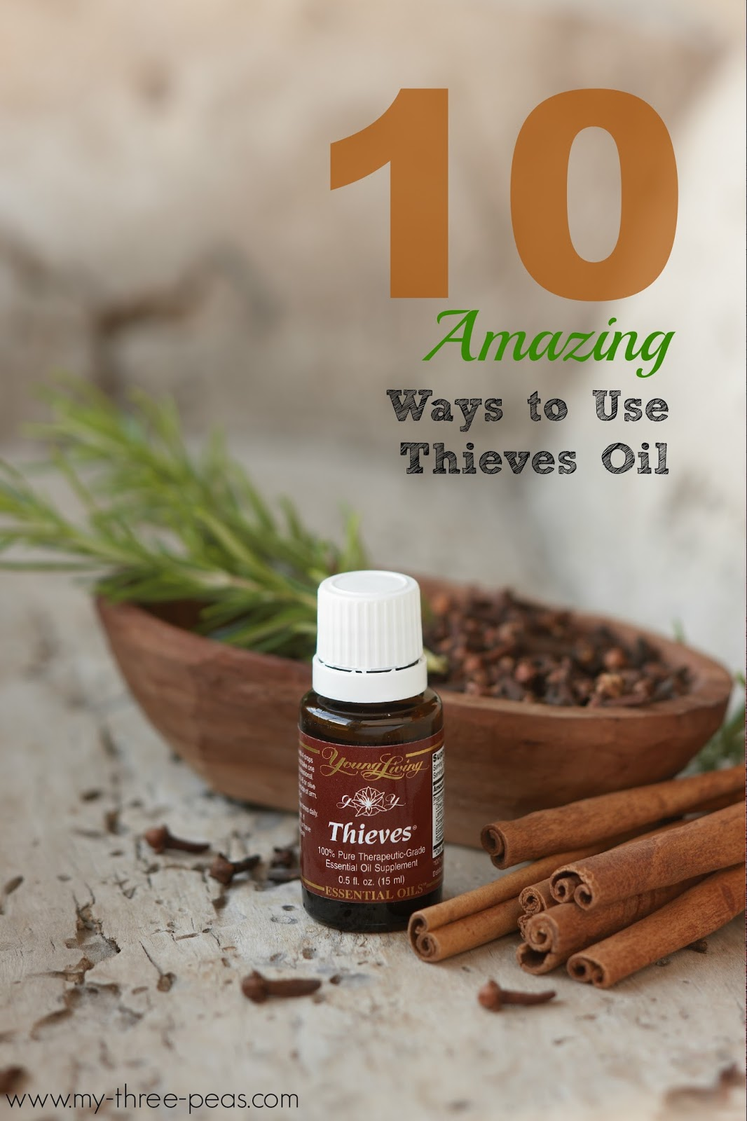 Amazing Ways to use Thieves Oil