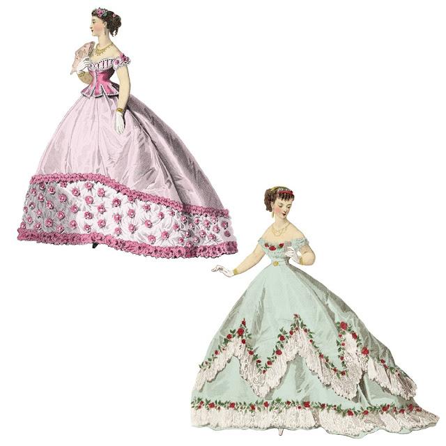 ahsap-boyama-dekupaj-desen-kadin-elbise