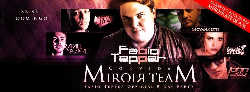 Betaniacaneca miroir team fabio tepper official b 39 day for Miroir rio de janeiro