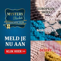 Mystery Blanket 2018