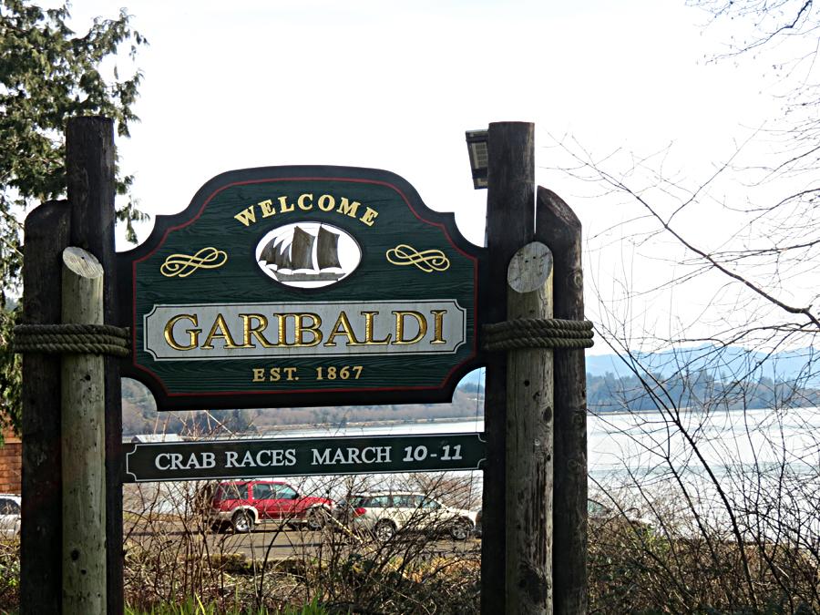 Garibaldi Crab Races